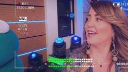 El pilón VIP: Los compañeros de Andrea Legarreta saben que ella es la experta en los juegos