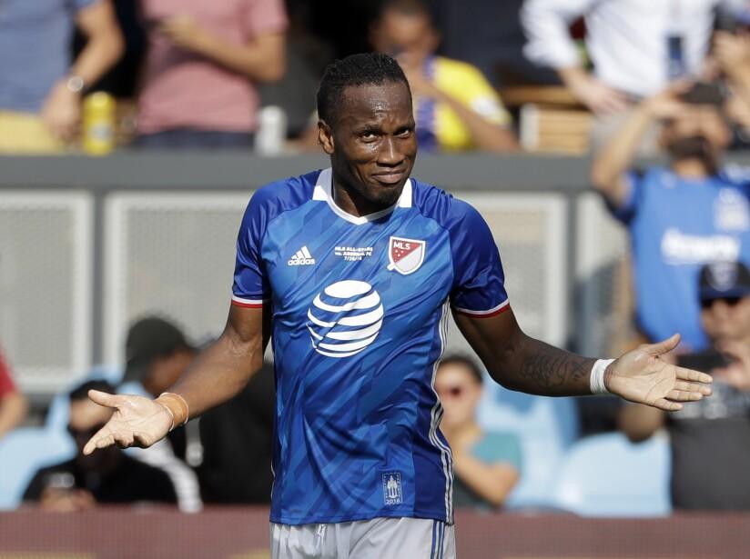 MLS All Star Game Soccer