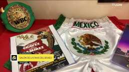 El Salón de la Fama del Boxeo recuerda a pugilistas mexicanos