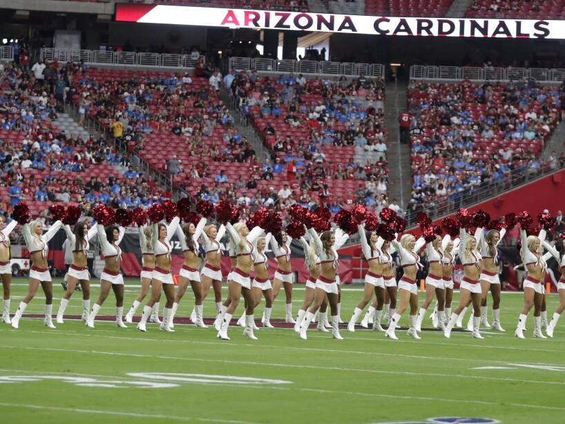 Lions Cardinals Football