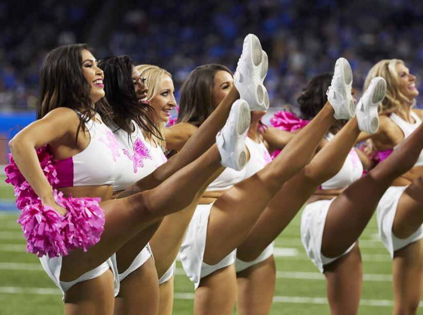 Las porristas de la NFL