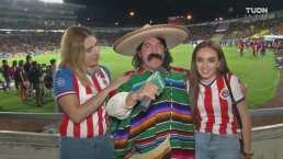Kevin Arnulfo estuvo en la victoria de Morelia sobre Chivas