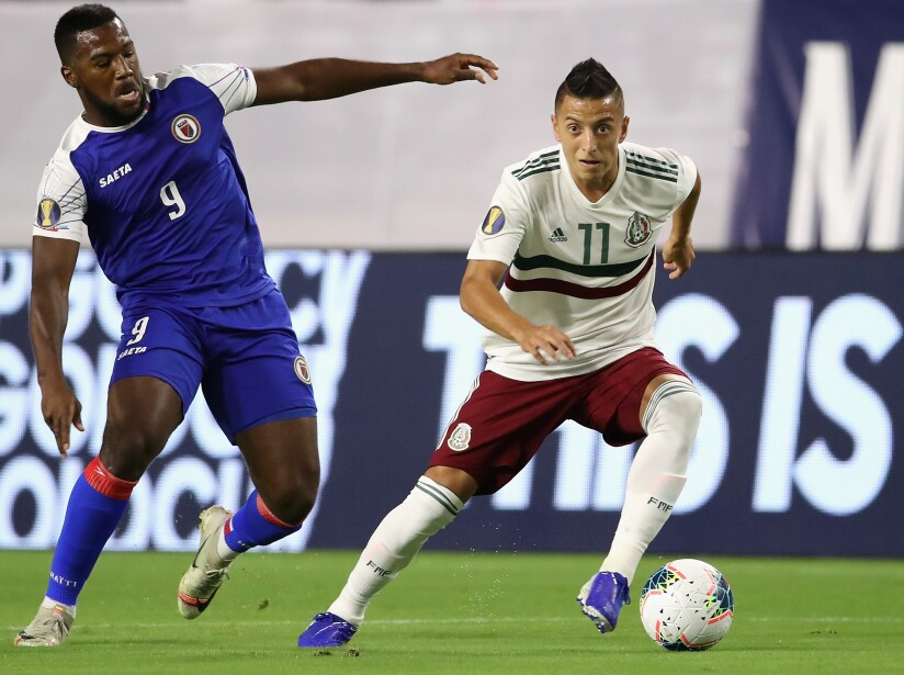 Haiti v Mexico: Semifinals - 2019 CONCACAF Gold Cup