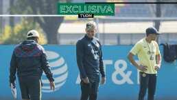 Nico Castillo será evaluado en Chile sobre su rehabilitación