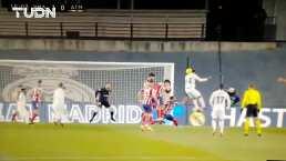 Así perdió HH la cobertura en el primer gol del Real Madrid