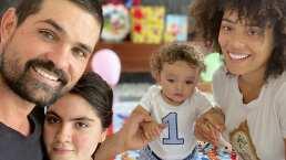 """Ferdinando Valencia cuenta cómo celebraron el primer cumpleaños de su hijo: """"Pobre Tadeo"""""""