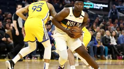 Zion Williamson lidera a los Pelicans con 28 puntos; por su parte, Juan Toscano jugó 28 minutos, ganó 8 rebotes, tuvo 3 asistencias y sumó 16 puntos.