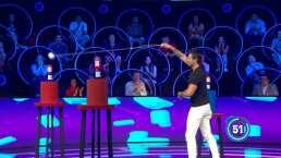 Como charro de Jalisco, José Ron demuestra que tiene buena puntería 'Lanzando Latas'