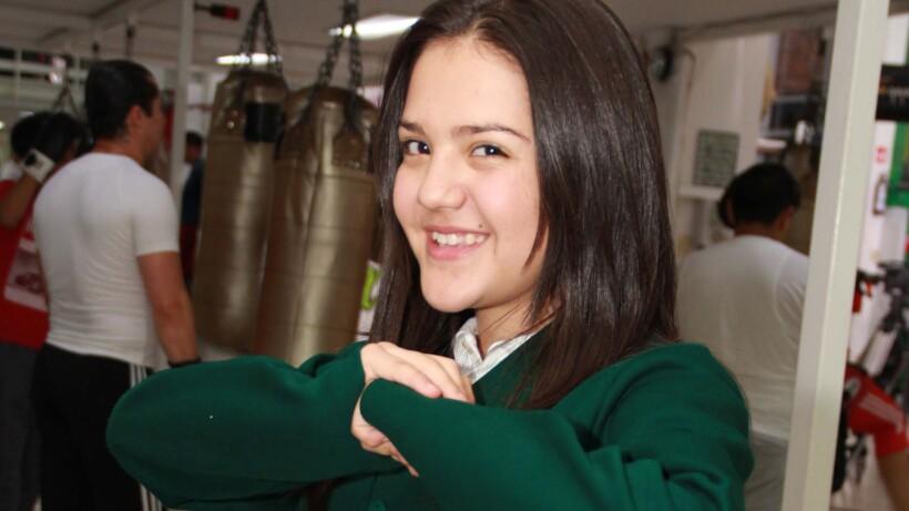 ENTREVISTA: ¡El papá de Ana Fer se opone a que practique box por machista!