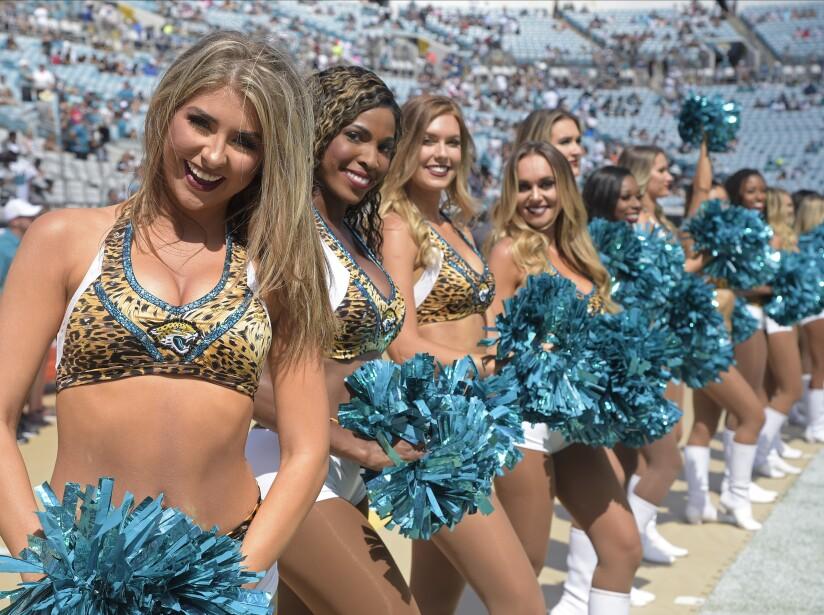 Saints Jaguars Football