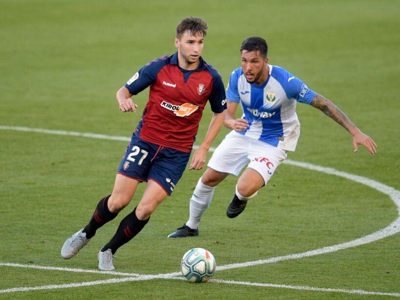 CA Osasuna v CD Leganes - La Liga