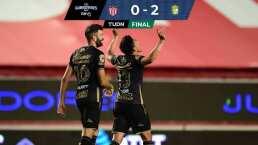 Necaxa 0-2 León | La Fiera es líder del Guard1anes 2020 BBVA MX