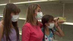 Así retrató 'La Rosa de Guadalupe' las compras de pánico que se viven durante una pandemia
