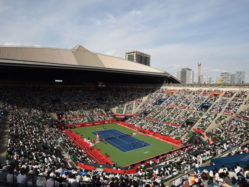 Rakuten Japan Open - Day 7