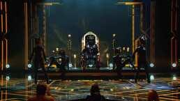 Pantera demostró que es el rey del regional mexicano al cantar 'Ojalá que te Mueras'