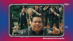 Banda Los Sebastianes triunfa con dueto junto a Enigma Norteño