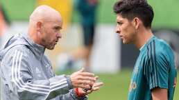 Edson Álvarez ya entrenó con Ajax, pero no debutará en la Jornada 1