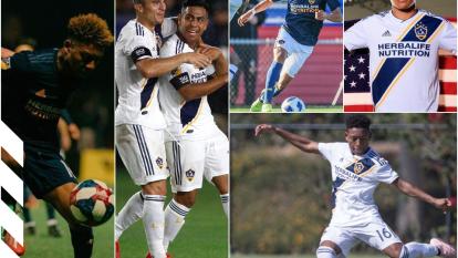 Estos jóvenes futbolistas son promesas y en ellos está puesta la mira para el futuro de Estados Unidos.