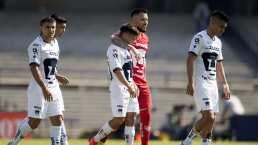 Pumas enfrentará a Juárez con una baja en la defensa