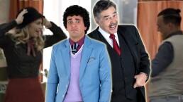 Ricardo Margaleff  pierde la peluca: Este y otros errores  que nunca viste en los bloopers de 'Una familia de diez'