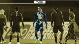 Ensalza la Liga MX a Esteban Lozano, juvenil de América