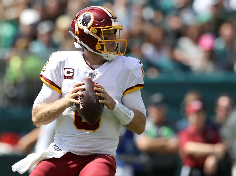 Washington Redskins v Philadelphia Eagles