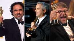 La buena racha de los mexicanos en los Oscar
