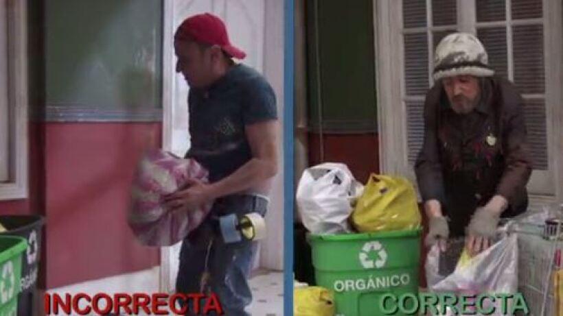 En el siguiente capítulo... ¡Reciclar será todo un reto!