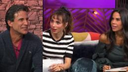 Jorge Aravena sorprende a las 'Netas Divinas' al revelar que perdió su virginidad a los 11 años