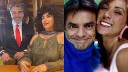 Amanda Miguel y Diego Verdaguer provocan risas al recrear graciosas escenas entre Federica y Ludovico P. Luche