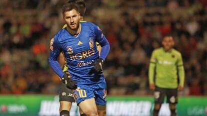Gignac y Aquino marcaron los goles en la victoria de Tigres sobre Juárez en el último partido del torneo regular.