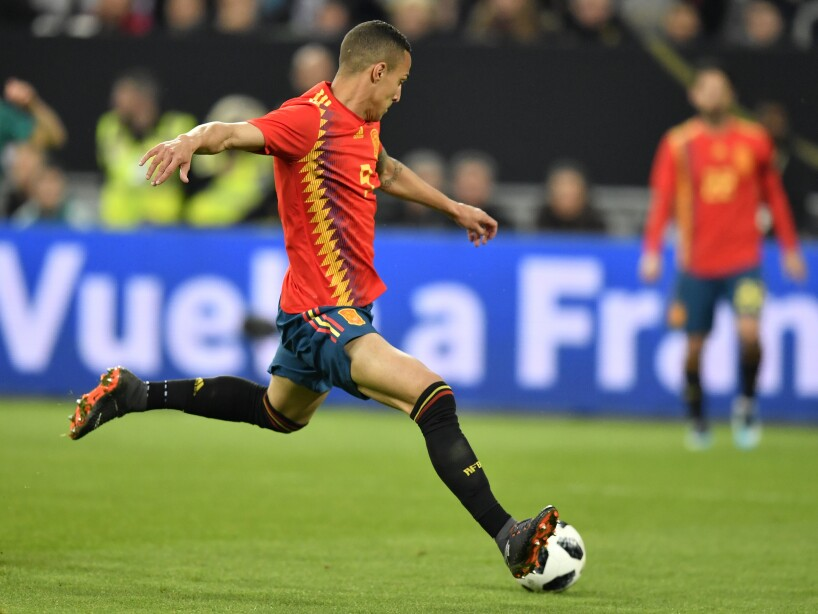 Germany Spain Soccer
