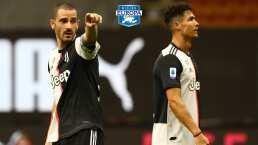 Juventus está cerca de ganarle al Múnich en más títulos al hilo