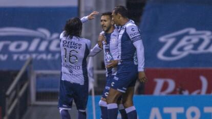Puebla cayó en casa ante Pachuca en el Guard1anes 2020 | De la mano de Ismael Sosa, Pachuca le sacó tres unidades al Puebla en el Cuauhtémoc.