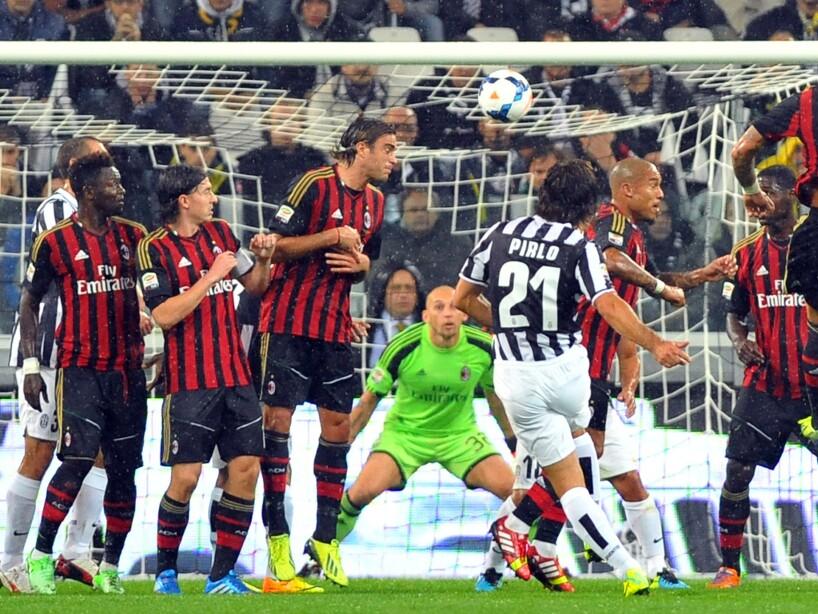 APTOPIX Soccer Serie A