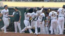 Athletics vencen a White Sox y rompen racha