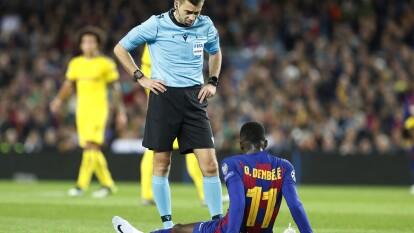 A Ousmane Dembélé se le conoce no solo por su futbol, sino también por su falta de disciplina y nosotros te contamos su última travesura en el Borussia Dortmund.