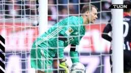 A Manuel Neuer no le sorprende que el Bayern fuera goleado