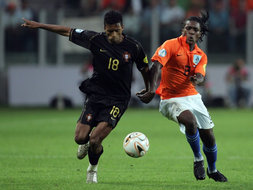 Netherlands U21 v Portugal U21 - UEFA U21 Championship
