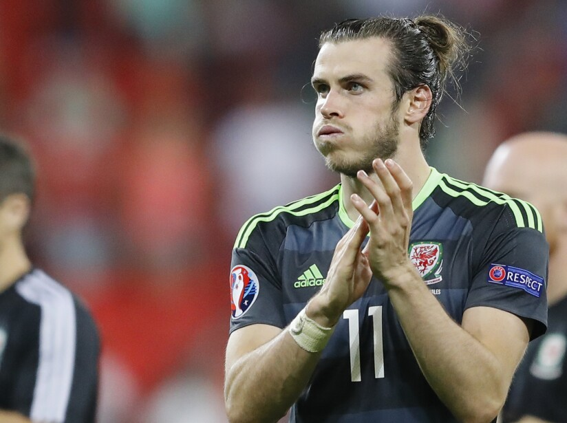 Soccer Euro 2016 Portugal Wales