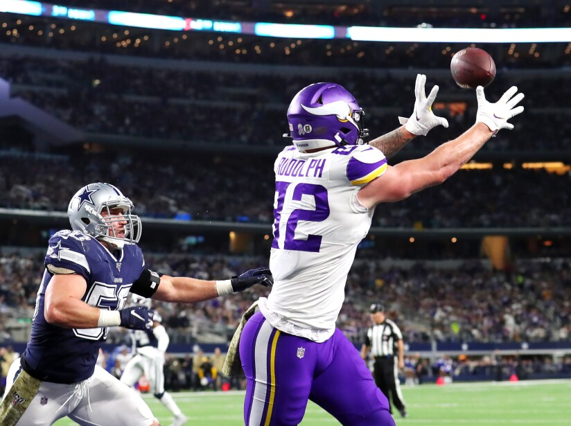 Minnesota Vikings v Dallas Cowboys