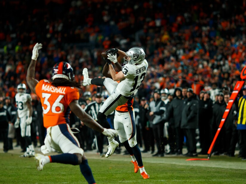 Oakland Raiders v Denver Broncos