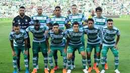 Exclusiva: El XI inicial de Santos Laguna ante FC Juárez