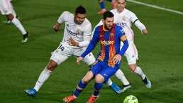 Messi puede irse del Barça como el máximo goleador en Clásicos