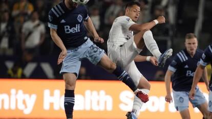 Galaxy 0-1 Vancouver Whitecaps