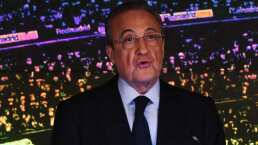 Florentino Pérez descartó fichajes del Madrid en este invierno