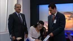 C107: Luciana obtiene la mitad de la fortuna Torreslanda
