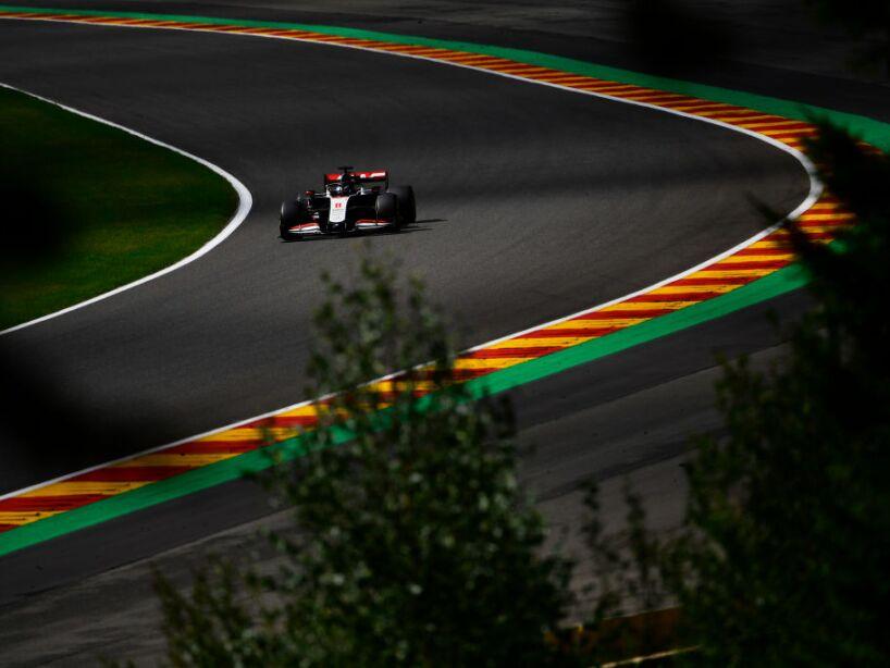 F1 Grand Prix of Belgium - Final Practice