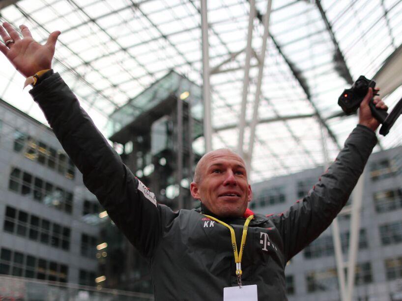 FC Bayern Meets Audi e-tron