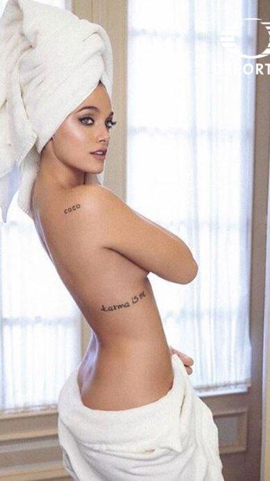 Oriana Sabatini, novia de Paulo Dybala, en imágenes